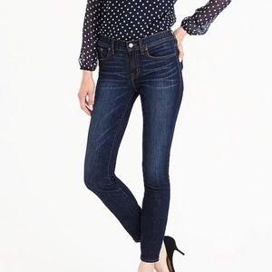 J. Crew Toothpick skinny jeans size 32